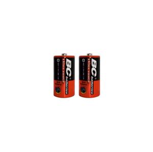 Baterie Centrum 2 ks Zinkochloridová batéria EXTRA POWER C 1,5V BC0010