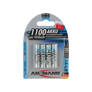 ANSMANN Ansmann 07521 Micro AAA