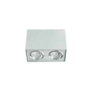 Kanlux Bodové svietidlo GORD 2xGU10/25W/230V chróm KX0114
