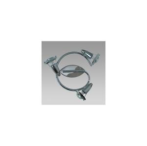 Prezent Bodové svietidlo ZEUS 3xE14/R50/40W mat. chróm/chróm 12027