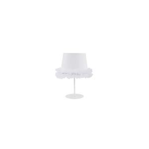 Duolla Detská stolná lampa BALLET 1xE14/40W/230V biela DU7231