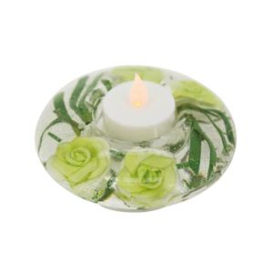 Eglo Eglo 75167 - Dekoračná lampa 1xLED zelená EG75167