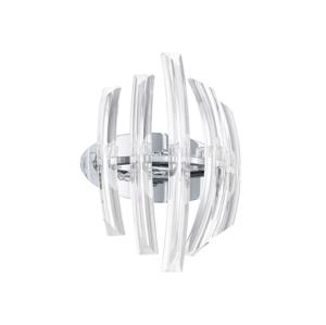 Eglo EGLO 89206 - nástenné svietidlo DRIFTER 2xG9/40W krištáľ EG89206