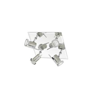 Eglo EGLO 90687 - Kúpeľňové bodové svietidlo TAMARA 4xGU10/35W EG90687