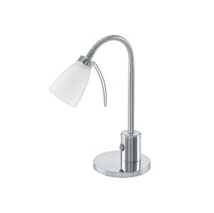 Eglo Eglo 91465 - Stolná lampa CARIBA 1 1xG9/33W/230V EG91465