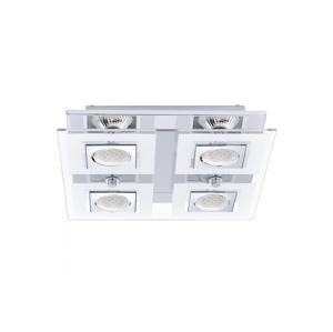 Eglo EGLO 92876 - LED Stropné svietidlo CABO 4xGU10/2,5W LED EG92876