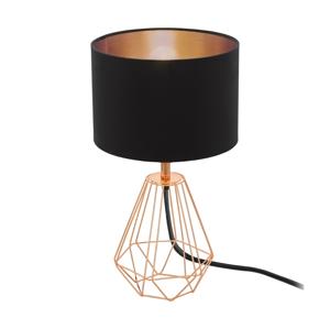 Eglo Eglo 95787- Stolná lampa CARLTON 2 1xE14/60W/230V EG95787