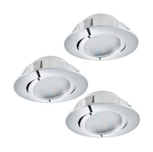 Eglo Eglo 95858- LED podhľadové svietidlo PINEDA 3xLED/6W/230V EG95858