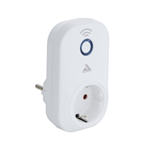Eglo Eglo 97936 - Inteligentná zásuvka Connect plug PLUS 2300W EG97936