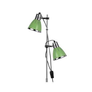 Ideal Lux 2019 - Stojacia lampa 2xE27/60W/230V zelená