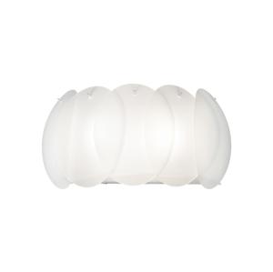 Ideal Lux 38025 - Nástenné svietidlo 2xE27/60W/230V biela