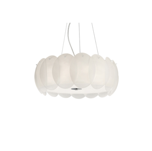 Ideal Lux 90481 - Luster 8xE27/60W/230V