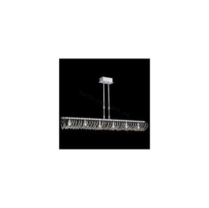 Luxera Krištáľový luster CRYSTAL 6xG9/40W 1534