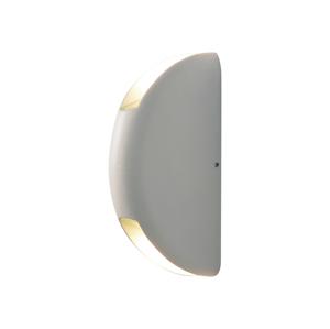 Milagro LED Nástenné vonkajšie svietidlo WALL LED/6W/230V IP44 biela
