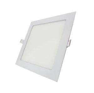 Baterie centrum LED Podhľadové svietidlo SQUARE LED/9W/230V 2700K