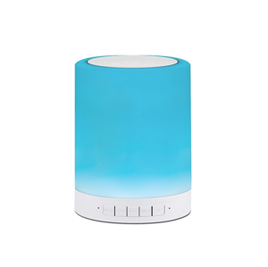 Sanico LED RGB Stolná lampa s reproduktorem FUNNY LED/5W/230V SA1016