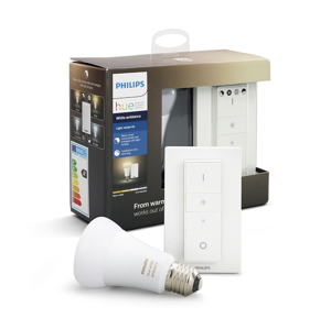 Philips LED Stmievateľná žiarovka Philips HUE WHITE AMBIANCE E27/9,5W/230V P2365