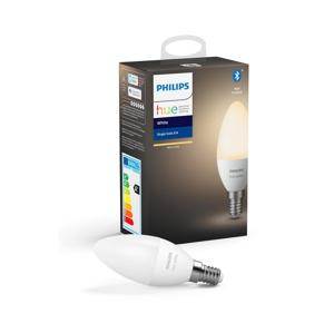 Philips LED Stmievateľná žiarovka Philips HUE WHITE E14/5,5W/230V