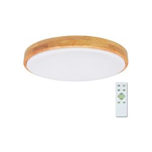 Ecolite LED Stmievateľné stropné svietidlo LENA LED/80W/230V + diaľkové ovládanie