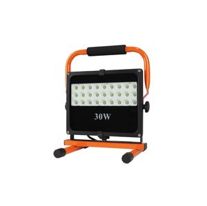 Solight LED vonkajší reflektor so stojanom 30W/230V čierná SL0073