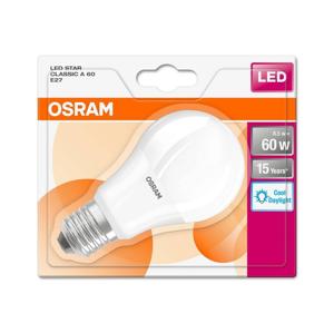Osram LED Žiarovka E27/8,5W/230V