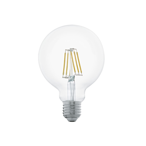 Eglo LED žiarovka FILAMENT CLEAR E27/6W/230V - Eglo 11503 EG11503