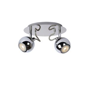 Lucide Lucide 17991/10/11 - LED bodové svietidlo COMET 2xGU10/4,5W/230V LC1345