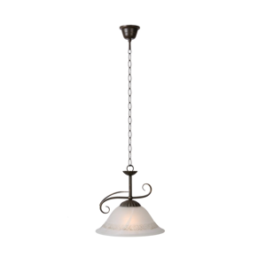 Lucide Lucide 34351/01/97 - Luster na reťazi CALABRE 1xE27/24W/230V LC1860