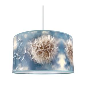 Lampdar Luster na lanku FLOWER 1xE27/60W/230V