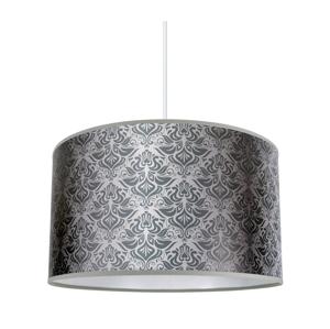 Lampdar Luster na lanku PATTERN 1xE27/60W/230V