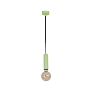 Luminex Luster TUBES 1xE27/60W/230V zelená LU8506