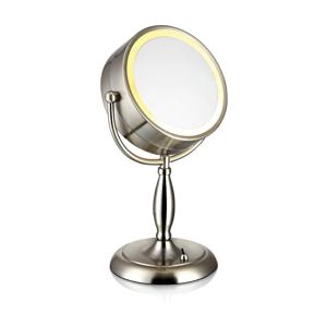 Markslöjd Markslöjd 105237 - Stolné zrkadlo s osvetlením FACE 1xE14/25W/230V ML0145