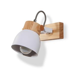 Light4home Nástenné bodové svietidlo VIANA 1xE27/40W/230V