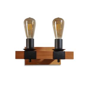 Light4home Nástenné svietidlo DEKO 2xE27/60W/230V