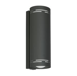 Luminex Nástenné svietidlo INSERT ROUND 2xE27/60W/230V LU8523