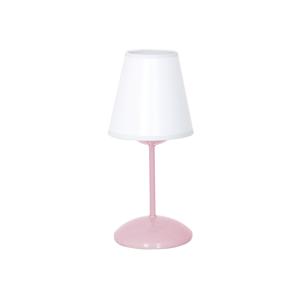 Decoland Nočná lampička 1xE14/60W/230V sv.ružová LU5658