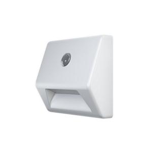 Osram Osram - LED Schodiskové svietidlo so senzorom NIGHTLUX LED/0,25W/3xAAA IP54 biely P22493