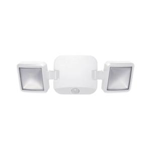 Osram Osram - LED Vonkajšie nástenné svietidlo so senzorom BATTERY 2xLED/10W/6V IP54 P224126