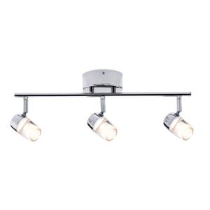 Paulmann Paulmann 60384 - LED Bodové svietidlo BOWL 3xLED/3,2W/230V W0348
