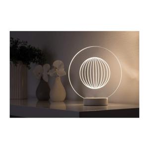 Paulmann Paulmann 79531 - LED Stolná lampa YARN LED/3W/230V W0803C