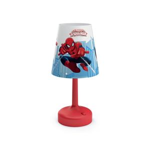 Philips 71796/40/P0 - LED detská stolná lampa SPIDER-MAN 1xLED/0,6W/4,5V