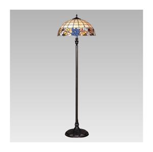 Luxera Prezent 145 - Stojacia lampa TIFFANY 2xE27/60W/230V 145