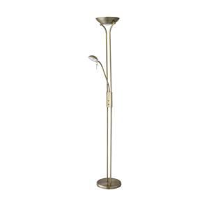 Rabalux 4076 - Stojaca lampa BETA 1xR7s/230W + 1xG9/40W