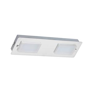 Rabalux Rabalux 5723 - LED Kúpeľňové nástenné svietidlo RUBEN 2xLED/4,5W RL5723