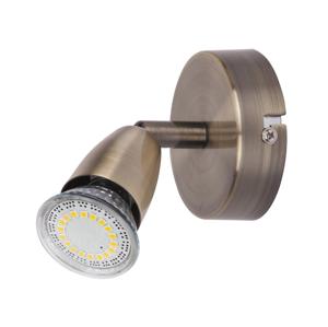 Rabalux Rabalux 6625 - LED Bodové svietidlo NORMAN LED 1xGU10/4,5W/230V RL6625