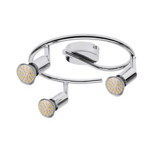 Rabalux Rabalux 6989 - LED Bodové svietidlo NORTON LED 3xGU10/3W/230V RL6989