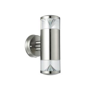 Rabalux Rabalux 8560 - Vonkajšie nástenné svietidlo CHARLOTTE 2xGU10/4,5W/230V RL8560