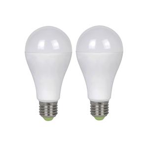 Výrobce po 1 ks SADA 2x LED Žiarovka E27/5,5W/230V