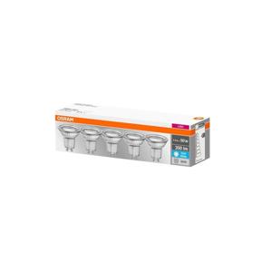 Osram SADA 5x LED Žiarovka GU10/4,3W/230V 4000K - Osram P224160