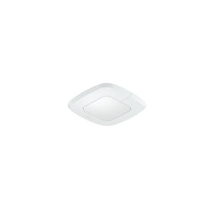 Steinel STEINEL 033033 - Prezenčný hlásič IR Quattro SLIM XS KNX biely ST033033